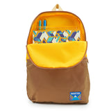 Saffron/Chocolate Nilson Backpack