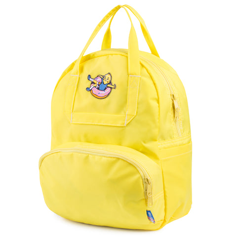 Yellow Atlas Backpack
