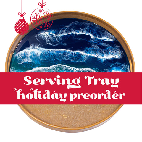 HOLIDAY PREORDER Serving Tray