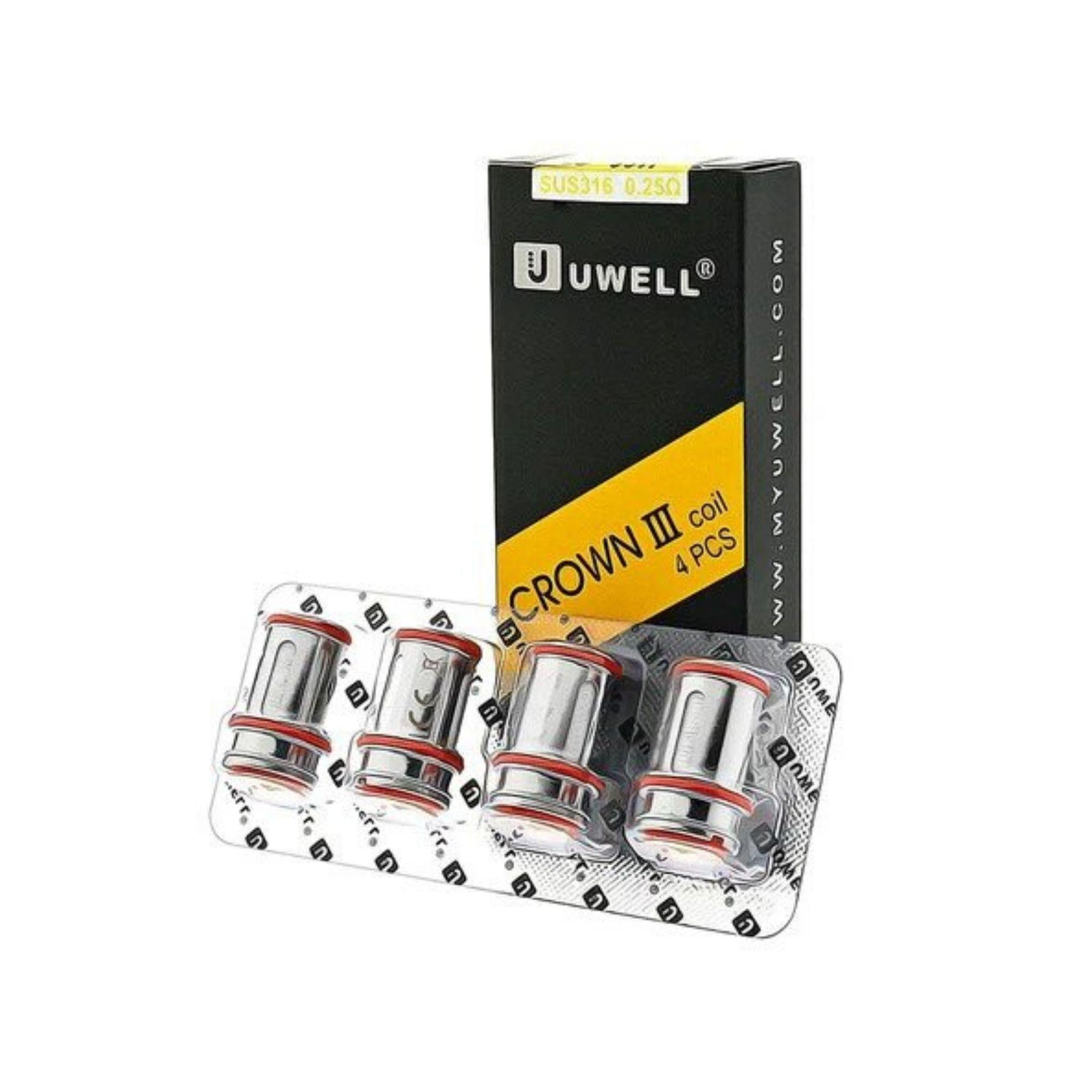 Uwell Crown 3 III Replacement Coils