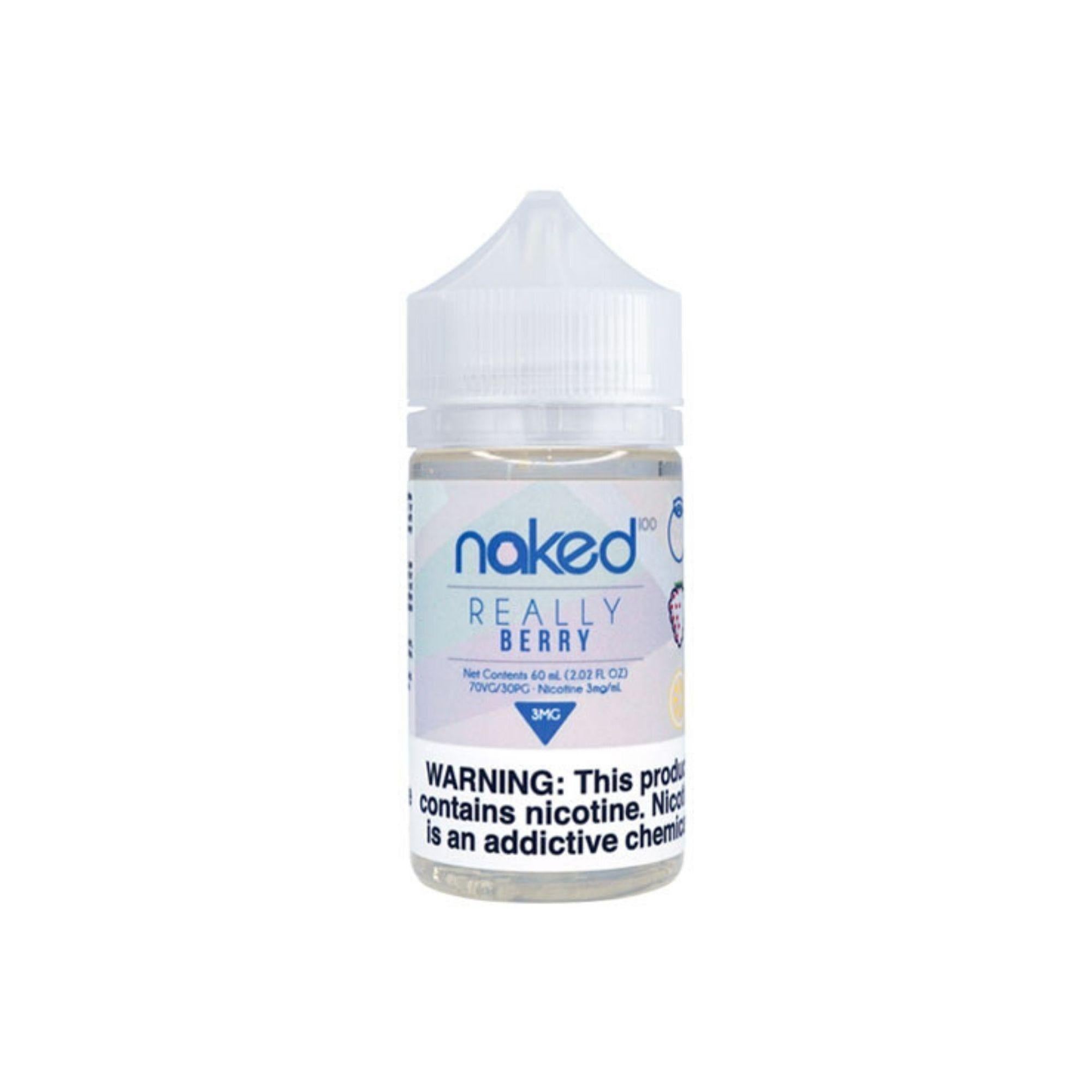 Really Berry - Naked 100 (60ML)