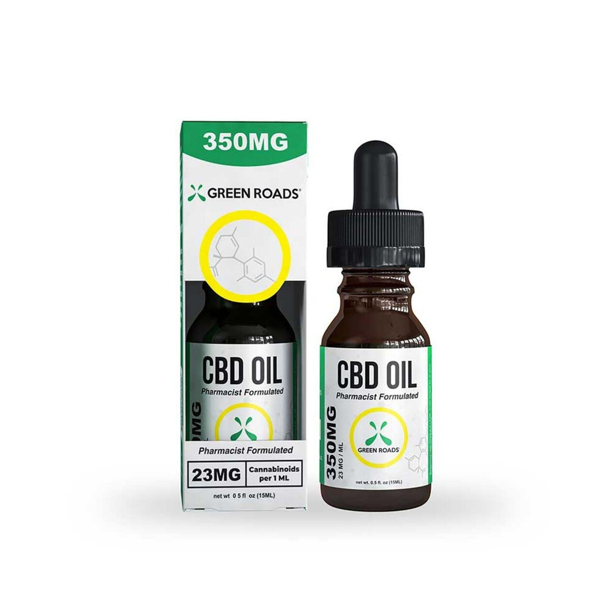 Green Roads 350MG CBD Oil (15ML)