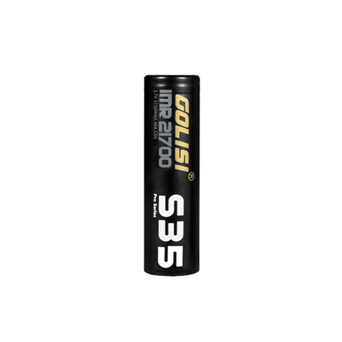 Golisi S35 IMR 21700 3750mAh 40A High Drain Battery