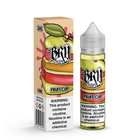 Fruit Cup - Bru Juice (60ML)