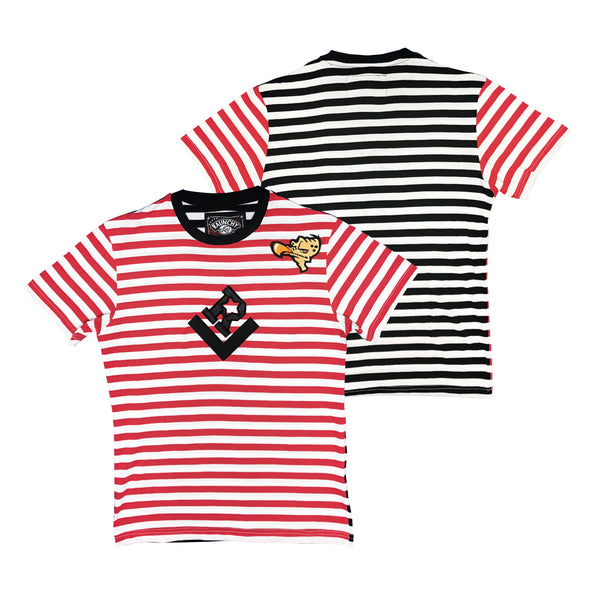 Avenue Stripe Tee