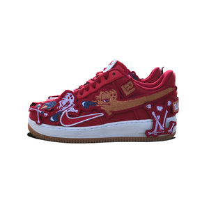 Raunchy AF1 (Red Gummies Low)
