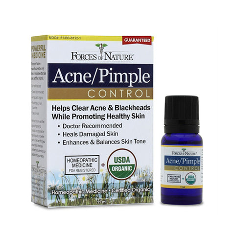 Acne/Pimple Control- 11ml-Forces Of Nature