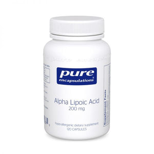 Alpha Lipoic Acid 200mg-pure
