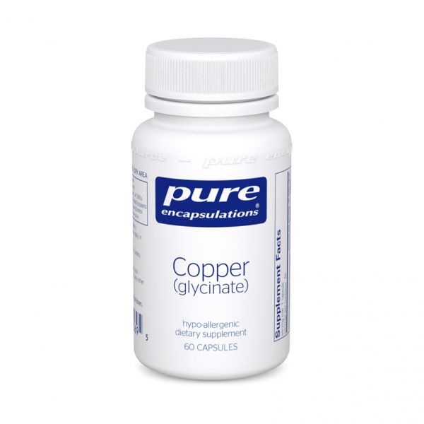 Copper (glycinate) 60-Pure