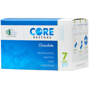 Core Restore 7 day Chocolate-OrthoMolecular
