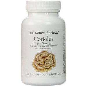 Coriolus Super Strength-Jhs Natural Products-150 Cap