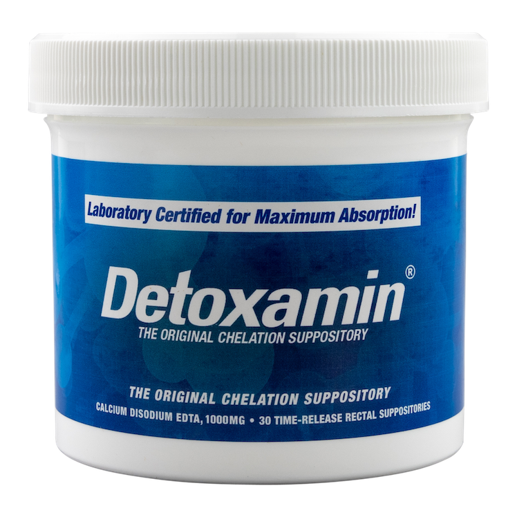 Detoxamin With Glutathione 1000mg