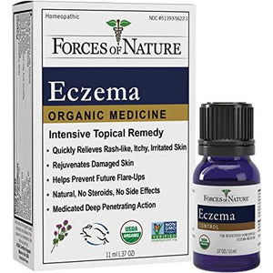 Eczema Control-11ml- Forces Of Nature