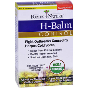 H- Balm Control- 11ml- Forces Of Nature
