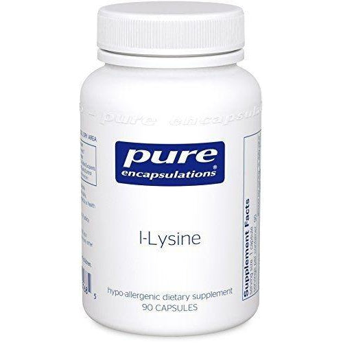 I-Lysine-Pure 90ct