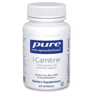 L-Carnitine-Pure 500 mg- 120 cap