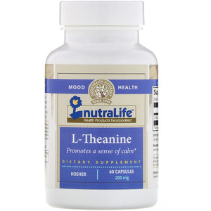L-Theanine 200mg-Nutra
