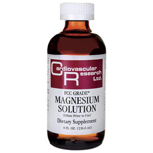 Magnesium Solution 8oz-Cardio Research Ltd