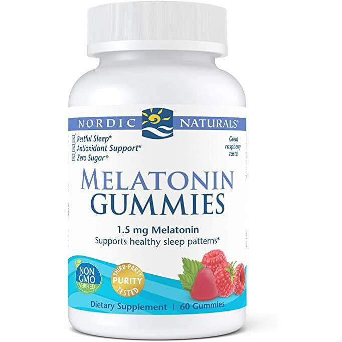 Melatonin Gummies-Nordic