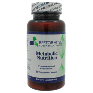 Metabolic Nutrition Capsules-Restorative
