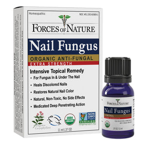 Nail Fungus Control Extra Strength-11ml- Forces Of Nature
