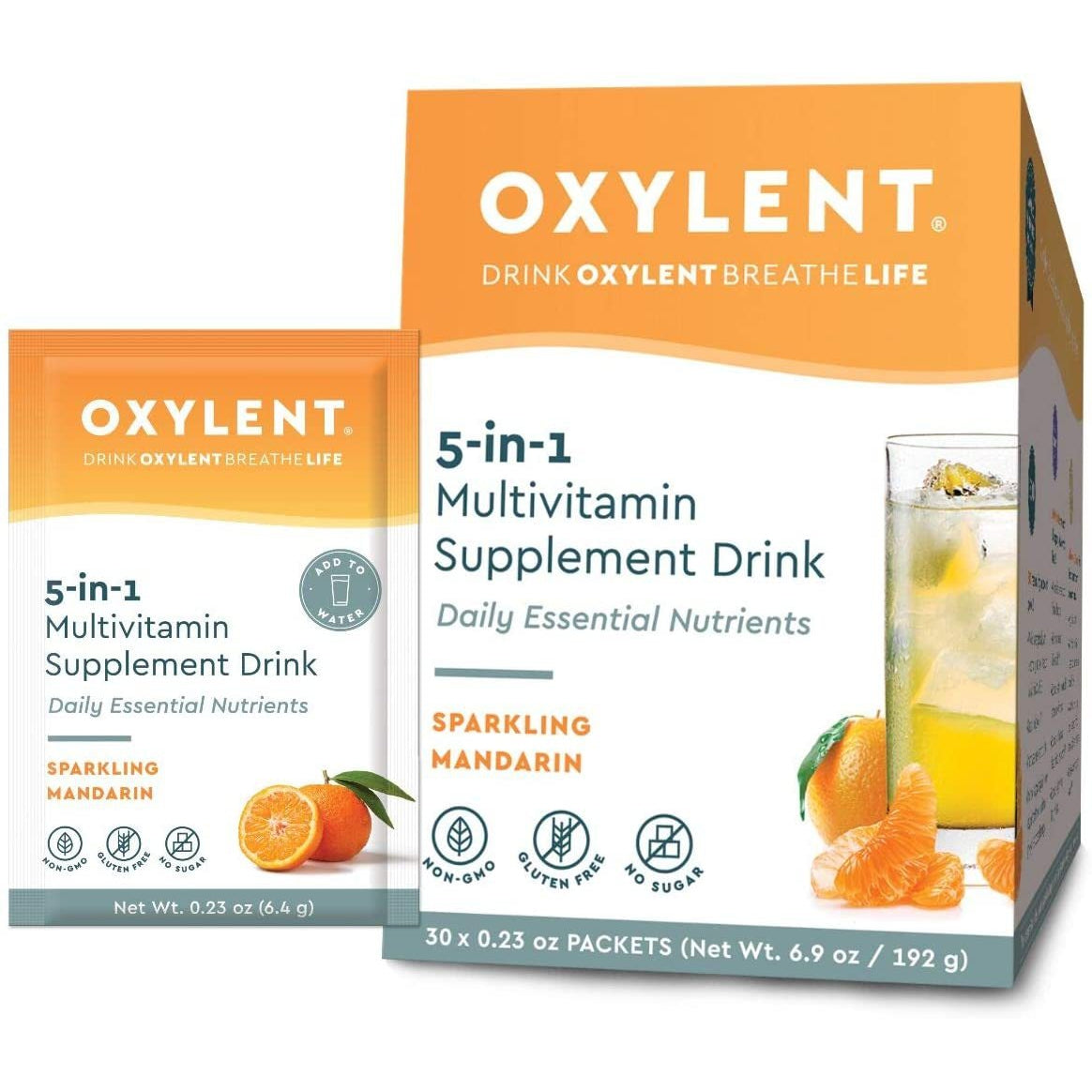 Oxylent Multi Vitamin supplement drink-Nordic