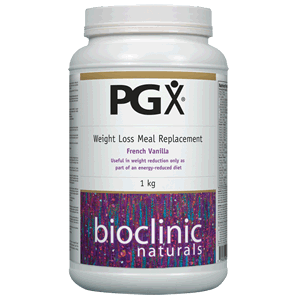 PGX weight Loss Meal Rep Vanilla bioclinic