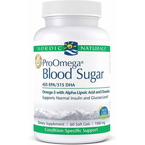 ProOmega Blood Sugar-Nordic