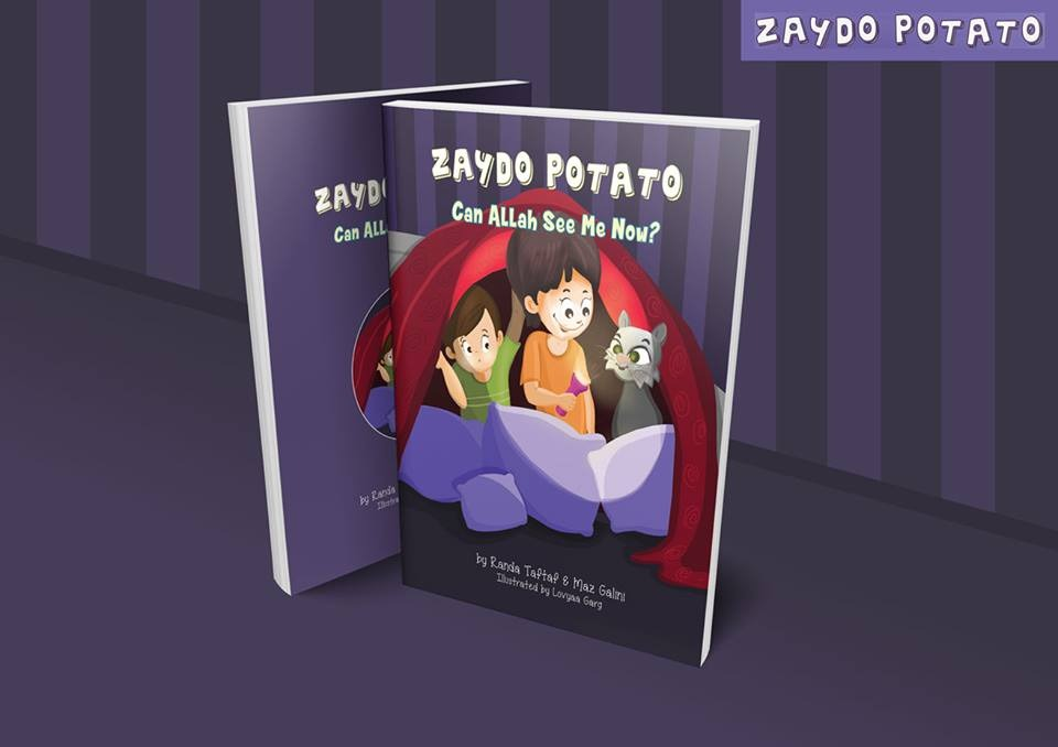 Zaydo Potato: Can Allah See Me Now?