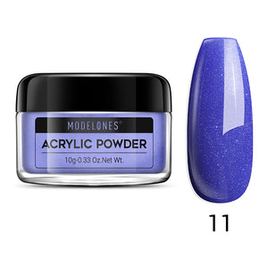 Azure-Dipping Powder Black (10g)