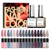 Modelones-16 Color Gel Polish Mini Size Set 4