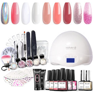 Modelones Nail Gel luxury Starter Kit
