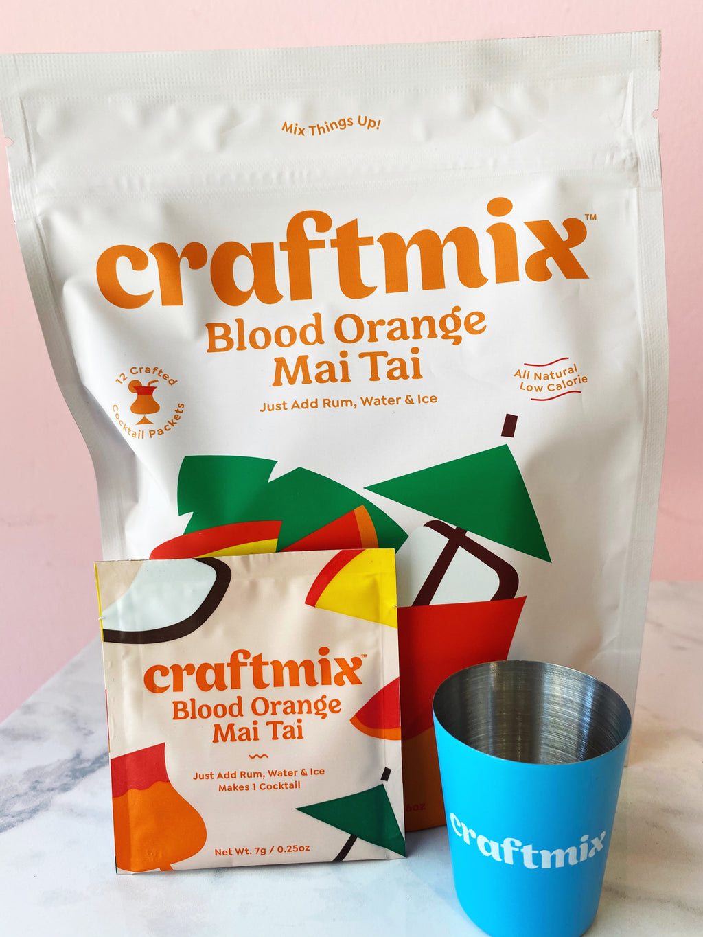 Craftmix Cocktail Mix Packets