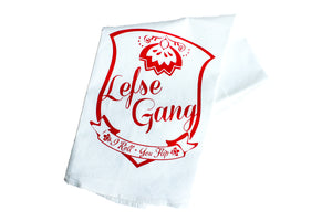 Lefse Gang Tea Towel