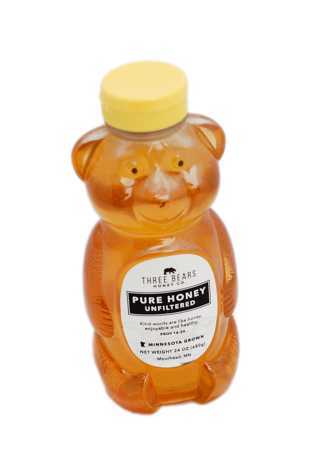Three Bears Honey