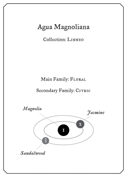 Agua Magnoliana - Sample