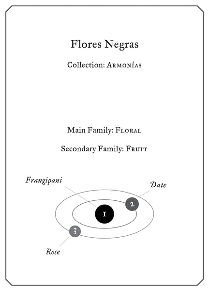 Flores Negras  - Sample