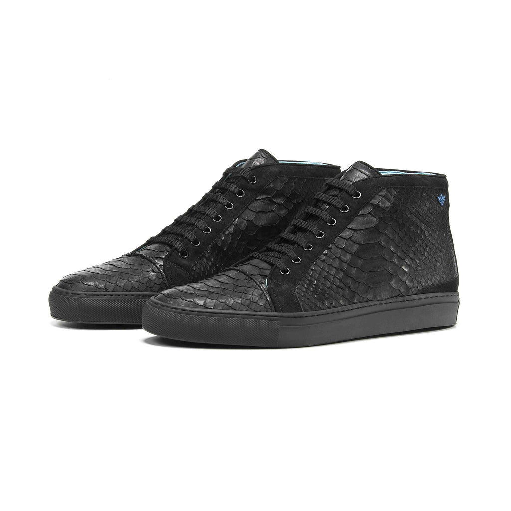 Black High-top in Python