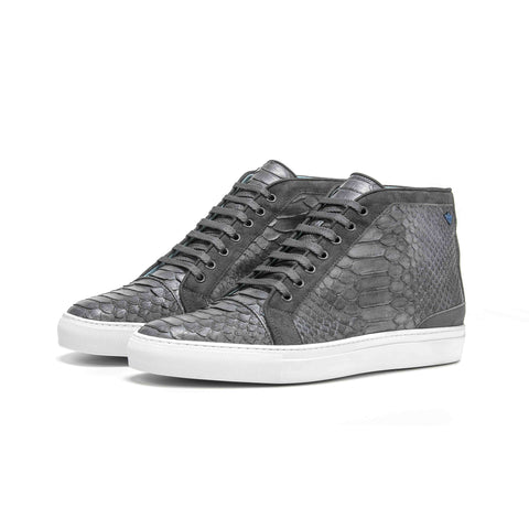 Grey High-top in Python