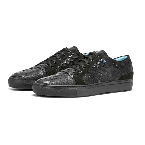 Black Low-top in Python