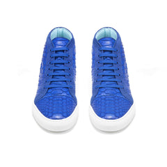 Blue High-top in Python