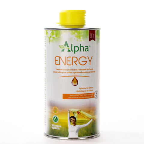 Alpha Energy™ Oil
