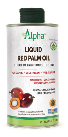 Liquid Red Palm Oil