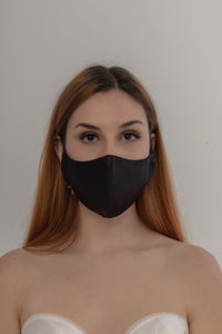 Handmade Mask- Satin