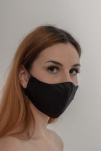 Load image into Gallery viewer, Handmade Mask- Satin
