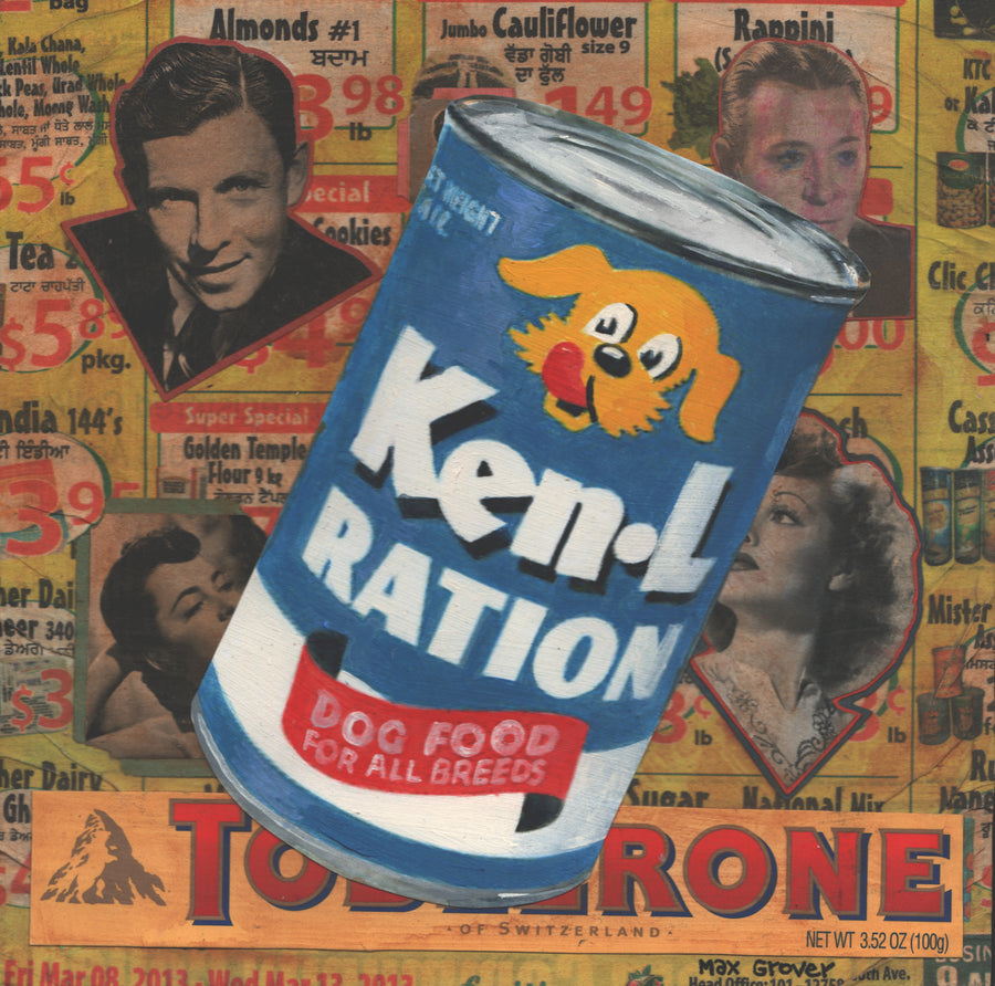 Ken-L-Ration by Max Grover