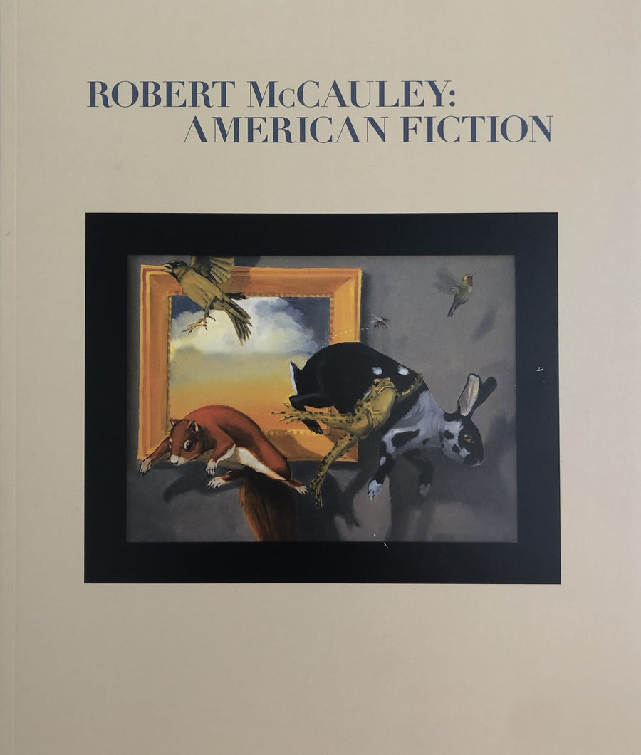 Robert McCauley: American Fiction