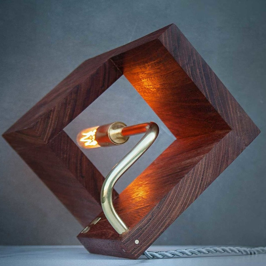 Dark Inverse Lamp by 52 Lamps