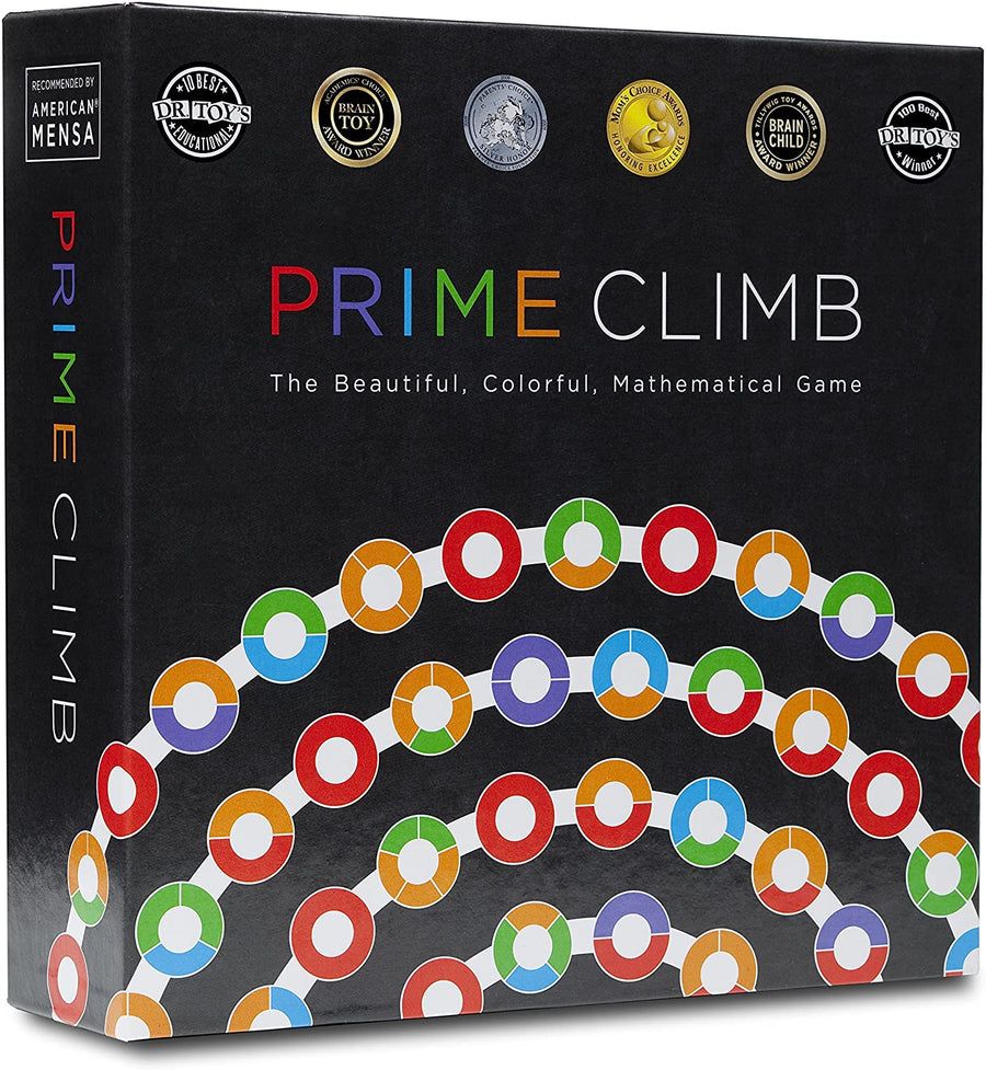 Prime Climb Learning Game