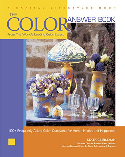 The Color Answer Book: From the World's Leading Color Expert by Leatrice Eiseman